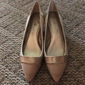 Anne Klein short heel